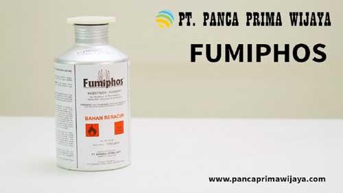 FUMIPHOS : Cara Efektif Hilangkan Hama Kutu Beras